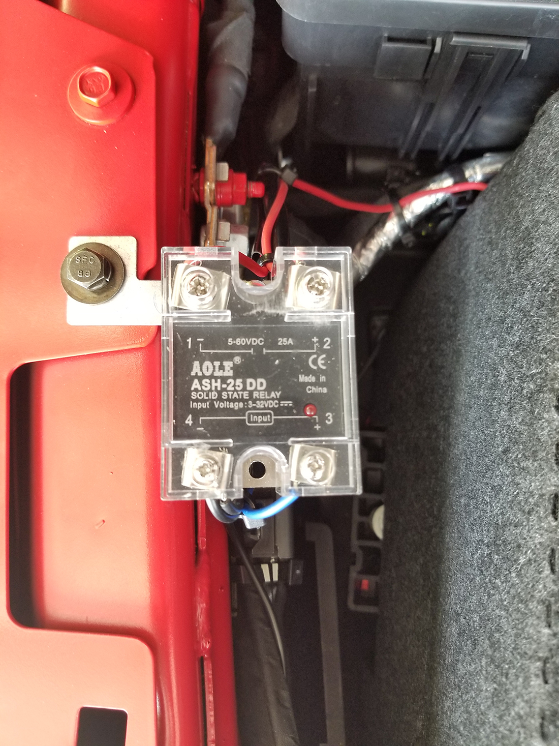 Roam Steps Light Wiring Or Any Lights With Door Open Illumination Jeep Rear Pigtails Now