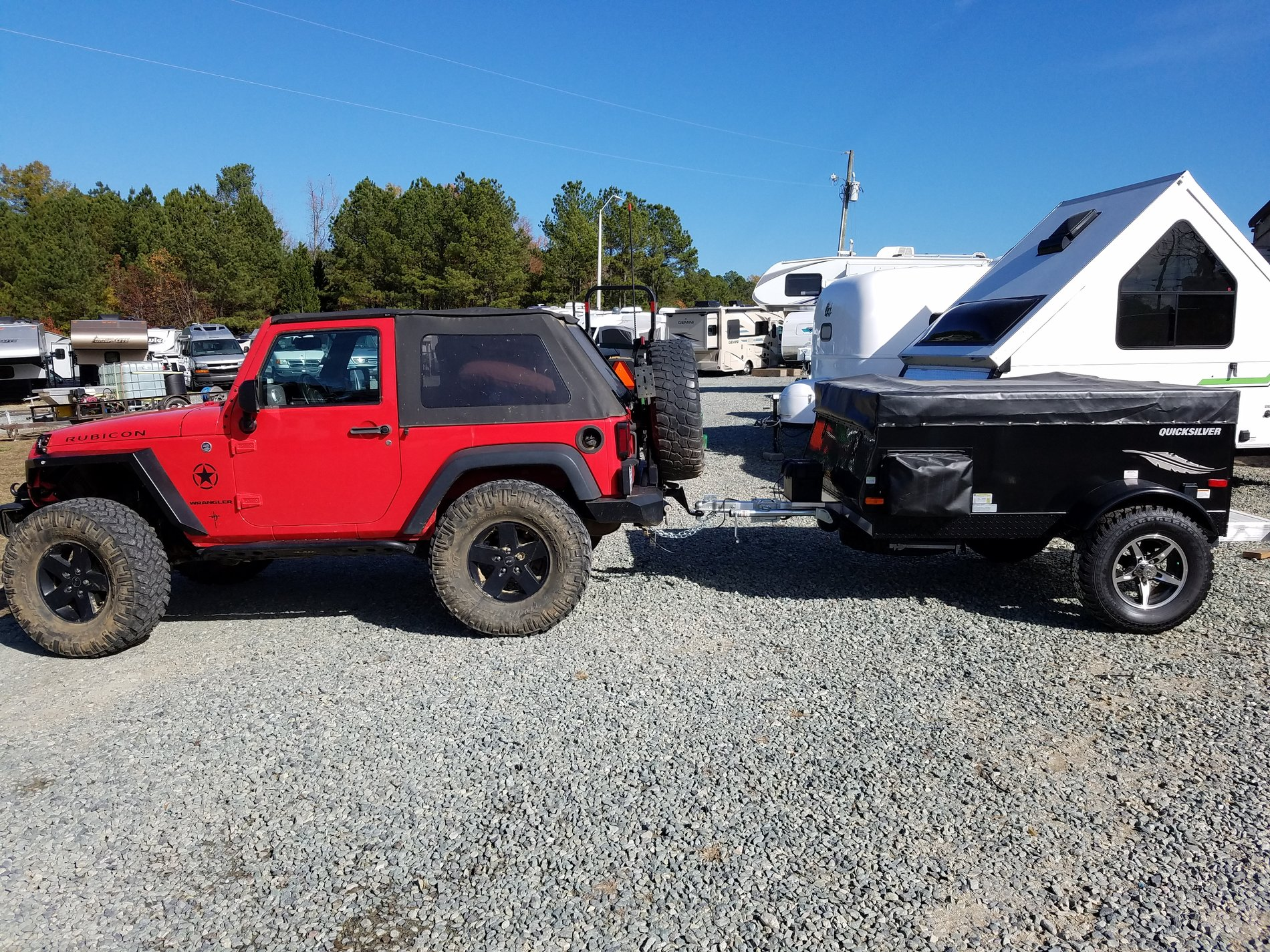 Off Road Trailers | Page 4 | 2018+ Jeep Wrangler Forums (JL / JLU