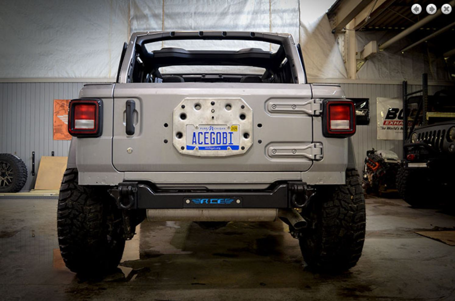2017 Jeep Wrangler Unlimited Rubicon >> The Aftermarket Bumper List (JL / JLU Wrangler) | 2018 ...
