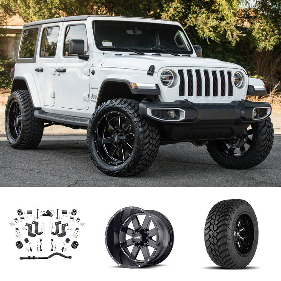 Tires For Jeep Wrangler >> Anyone Running A 22 Wheel And Tire 2018 Jeep Wrangler Forums