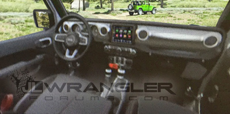 2018 jeep jku. brilliant 2018 can someone confirm if this is the base interior inside 2018 jeep jku