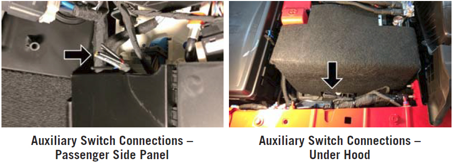 2018 Jeep Wrangler Interior >> Auxiliary (AUX) Switches Configuration/Installation DIY | 2018+ Jeep Wrangler Forums (JL / JT ...