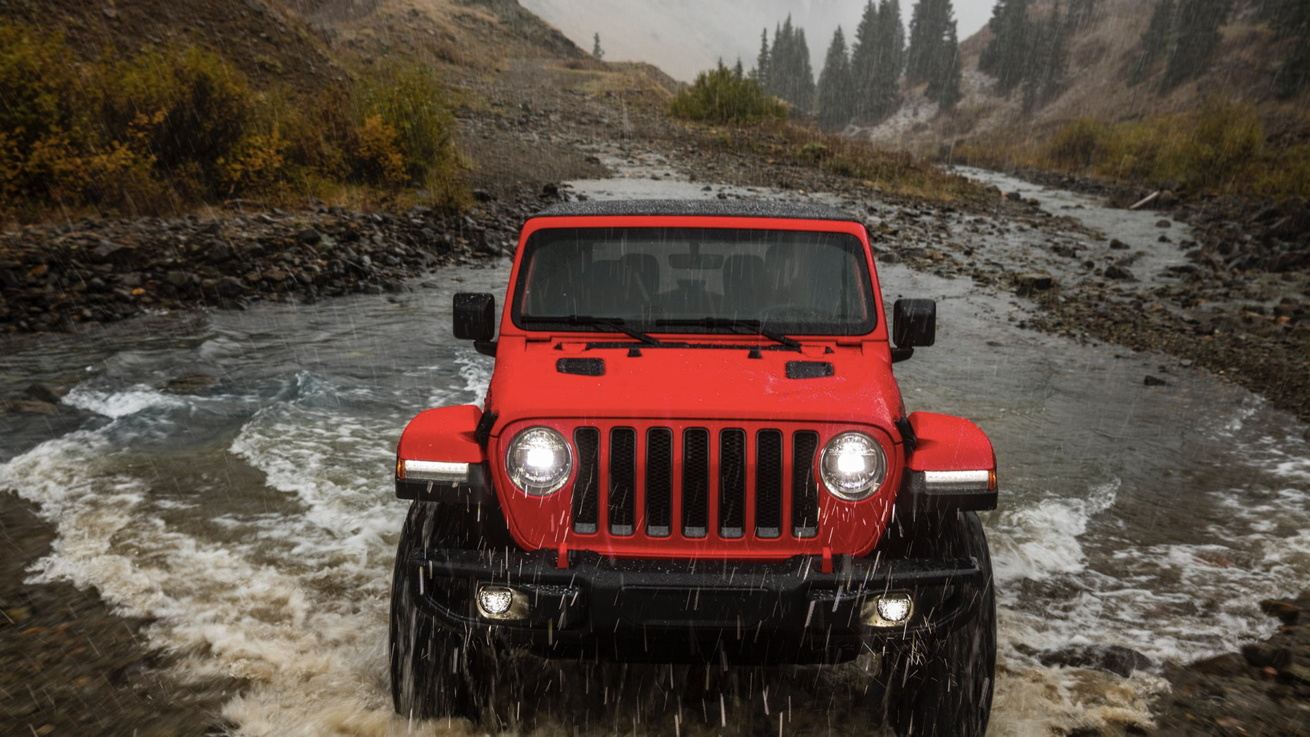 Firecracker Red Wrangler Jl Club Page 2 2018 Jeep