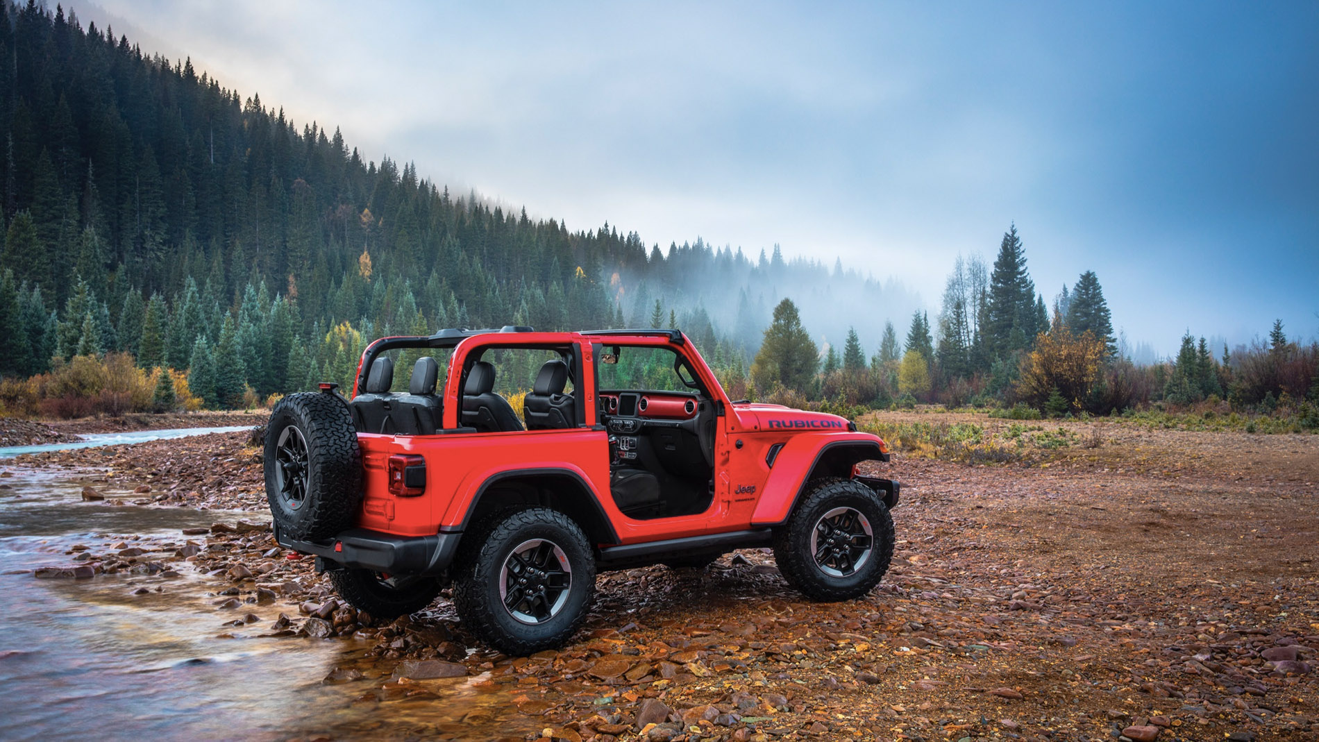 Official 2018 Jeep Wrangler Jl Specs Info Wallpapers 2005 Emissions Wiring Rubicon 47 1