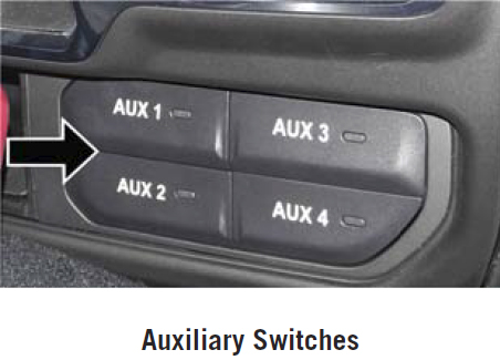 Auxiliary (AUX) Switches Configuration/Installation DIY