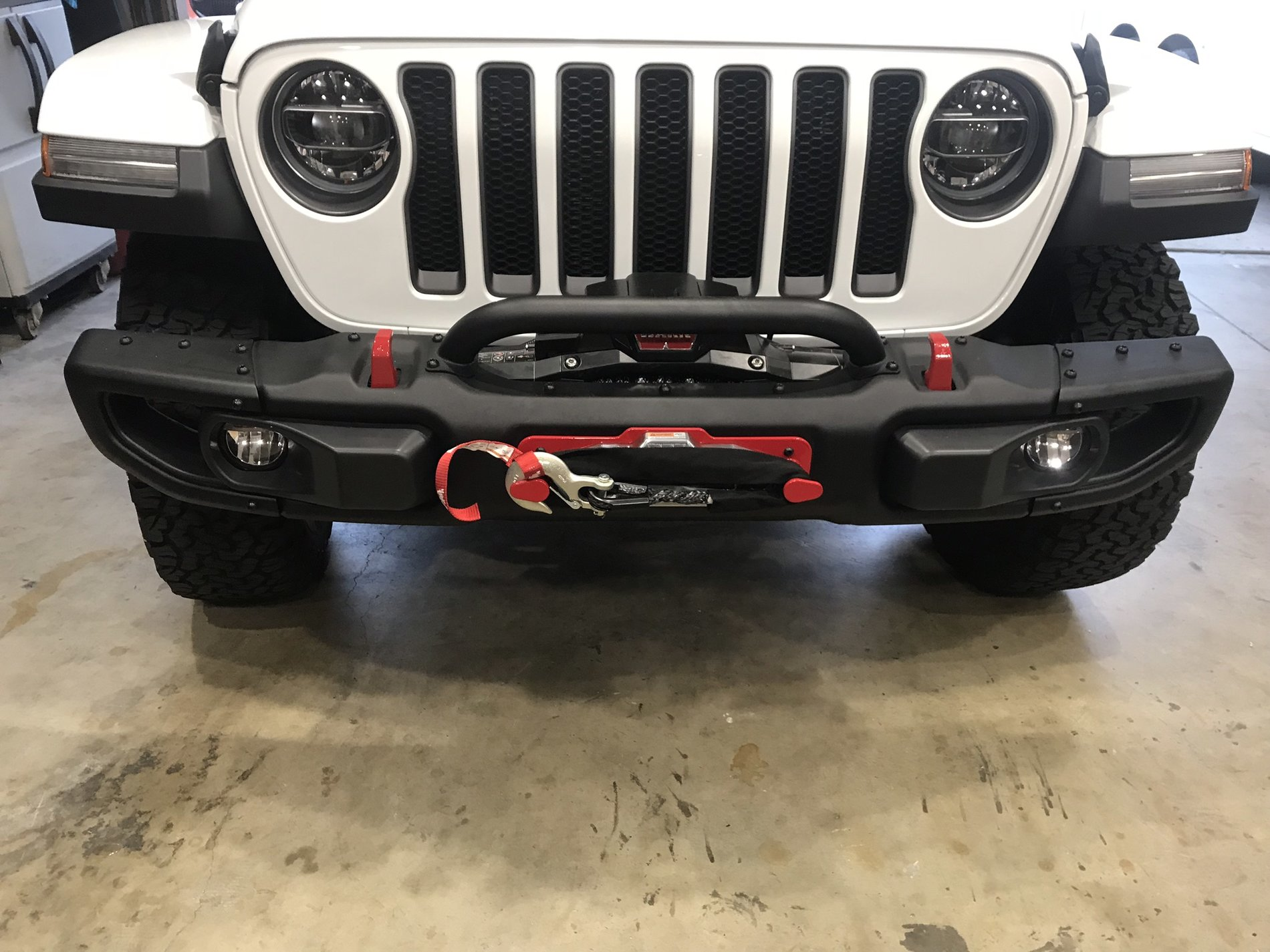 What Did You Do To Your Jeep Jl Today Page 154 2018