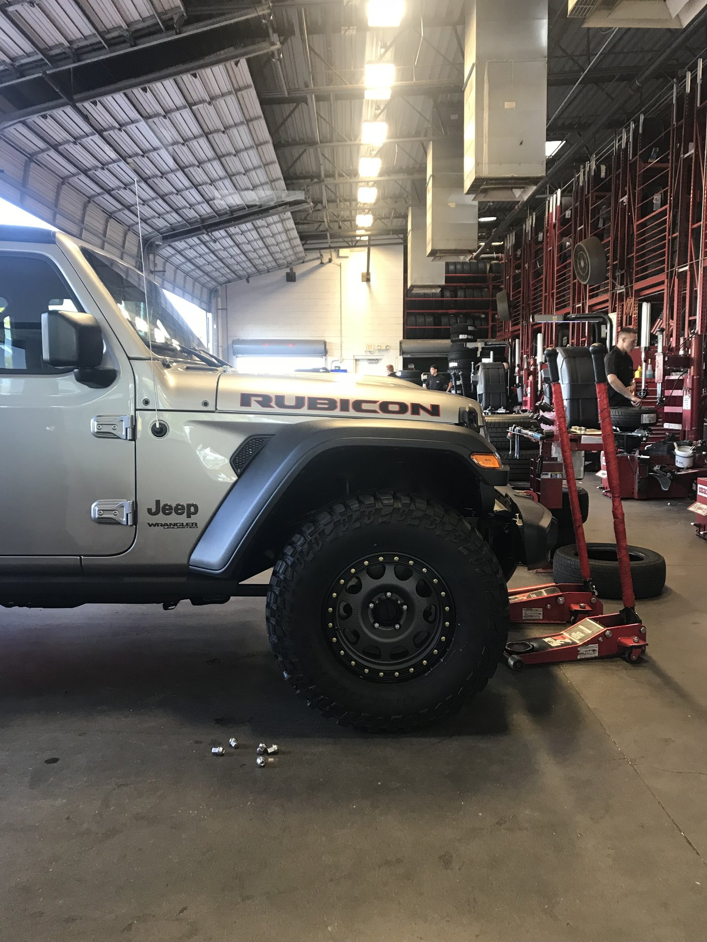 JL Rubicon on Method Wheels...let's see em! | Page 2 ...