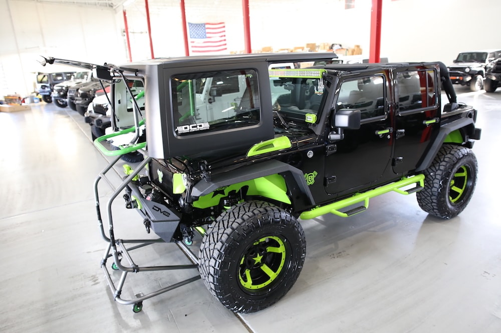Anybody Find A Hard Top Hoist For The Jl Yet 2018 Jeep