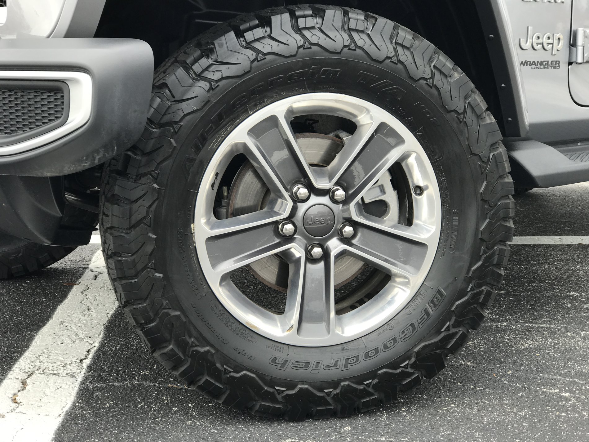 Sahara Rims & New Tires