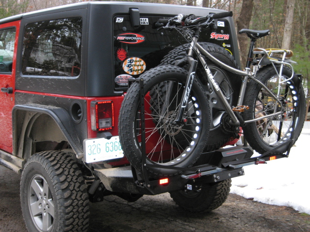 Bike Rack Options 2018 Jeep Wrangler Forums Jl Jlu