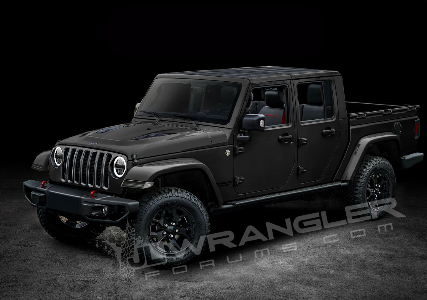 our latest 2019 jeep jt pickup info and preview images 2018 jeep wrangler forums jl jlu. Black Bedroom Furniture Sets. Home Design Ideas