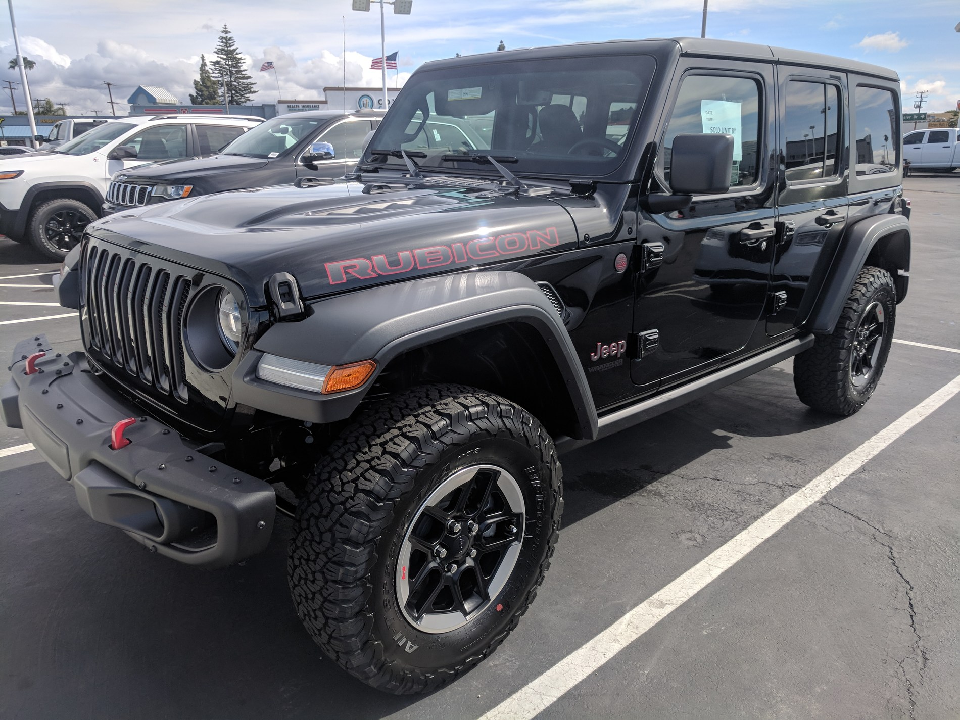 Jeep Wrangler Lease >> Socal Jlur Lease Deal 2018 Jeep Wrangler Forums Jl Jlu