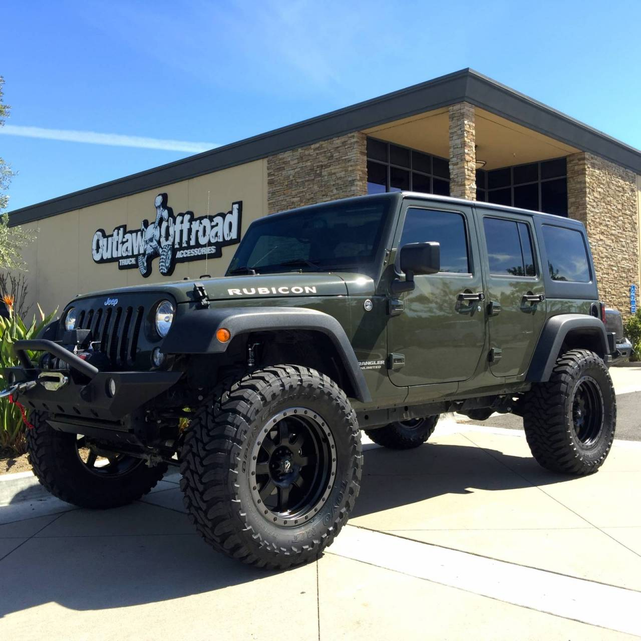 37x13 50r20 Toyo Open Country M T 2018 Jeep Wrangler