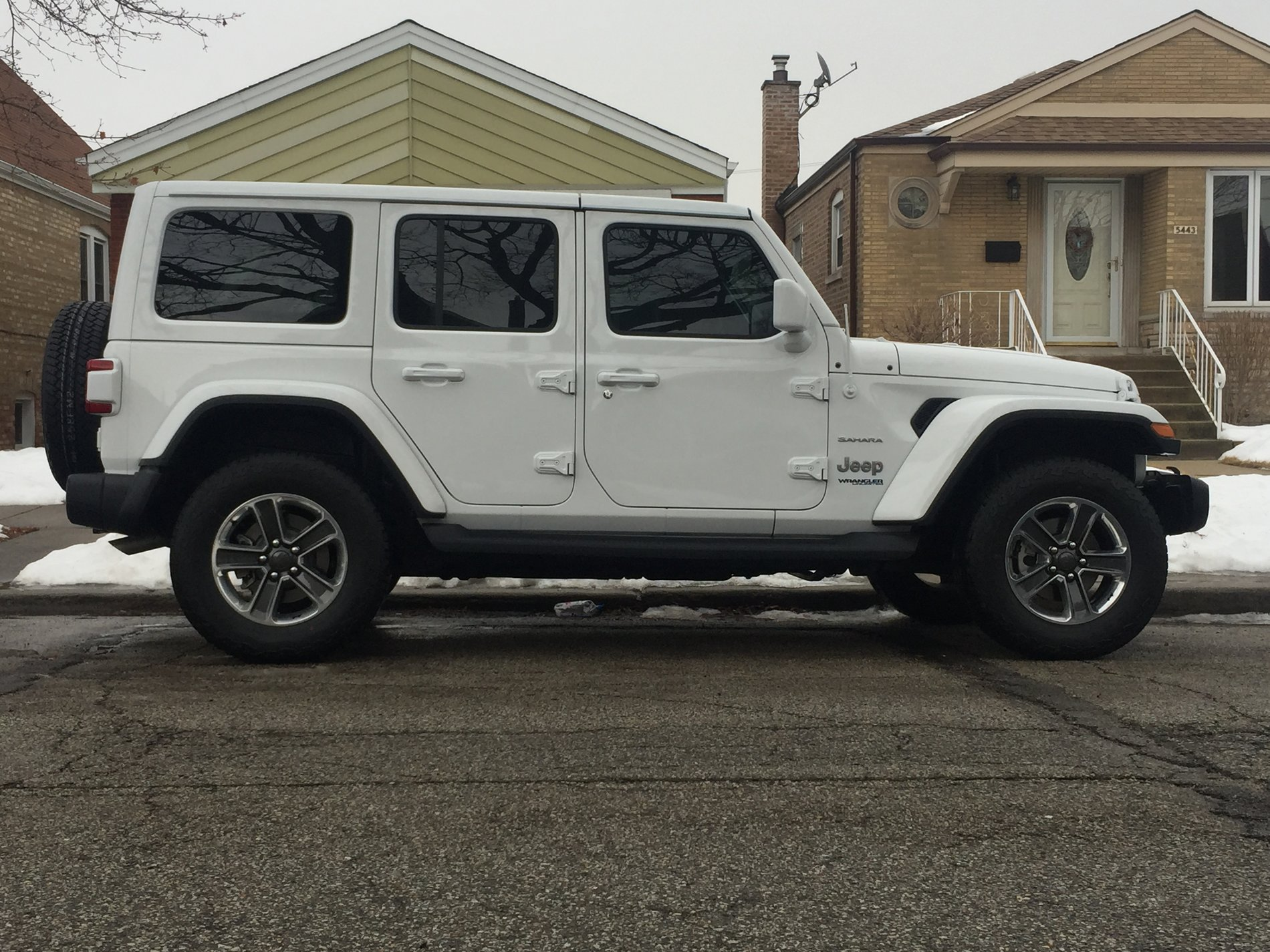 Custom Jeep Rubicon >> BRIGHT WHITE Wrangler JL Club | Page 10 | 2018+ Jeep Wrangler Forums (JL / JLU) - Rubicon ...
