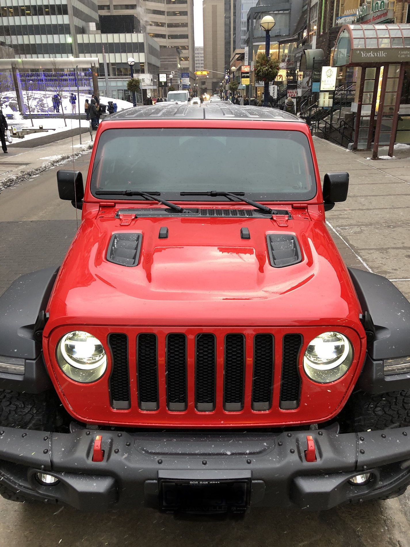 Firecracker Red Wrangler Jl Club Page 7 2018 Jeep