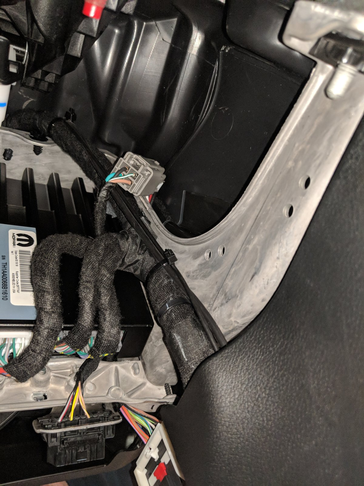 DIY Trailer ke Controller Install | 2018+ Jeep Wrangler ... on jeep trailer hitch, jeep trailer accessories, jeep instrument cluster, jeep electrical harness, jeep door locks, jeep trailer lights, jeep trailer brake controller, jeep seat covers, jeep alternator wiring, jeep ignition switch, jeep towing, jeep cold air intake,