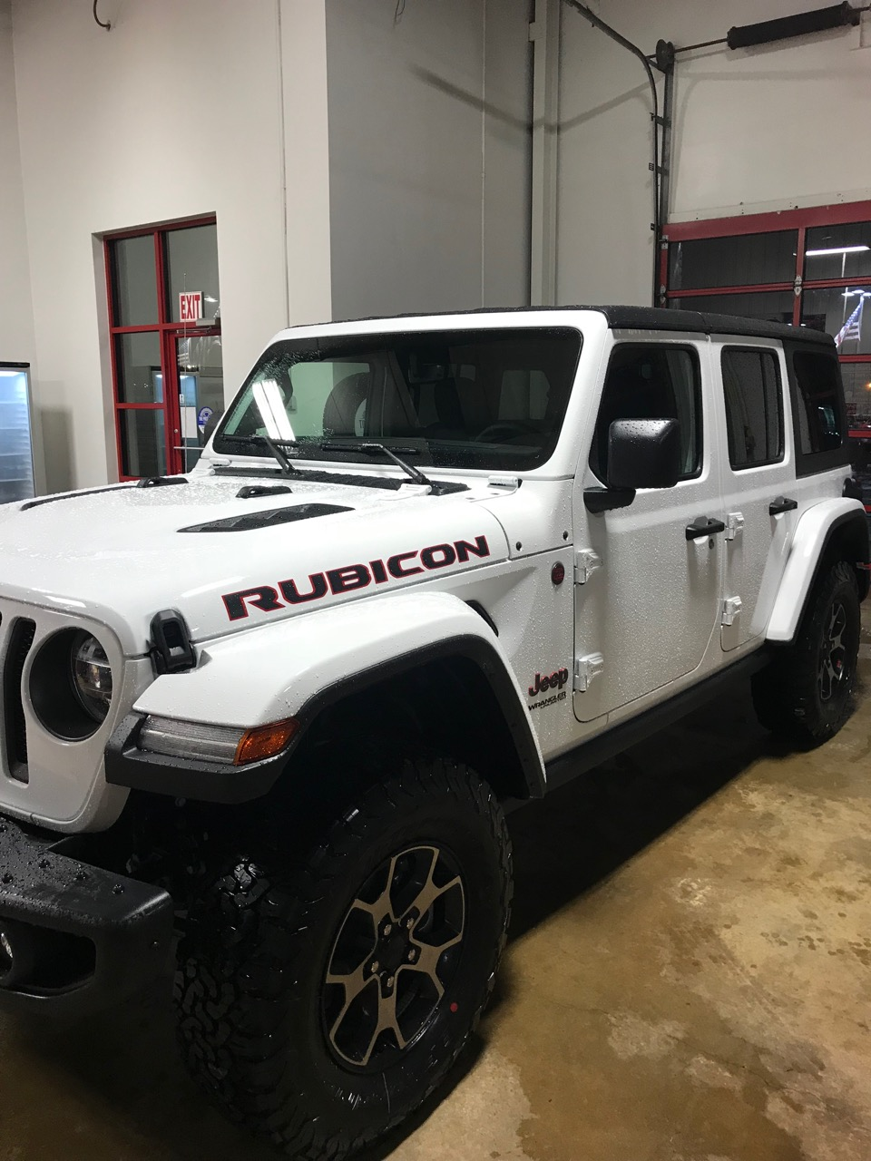 BRIGHT WHITE Wrangler JL Club | Page 13 | 2018+ Jeep ...