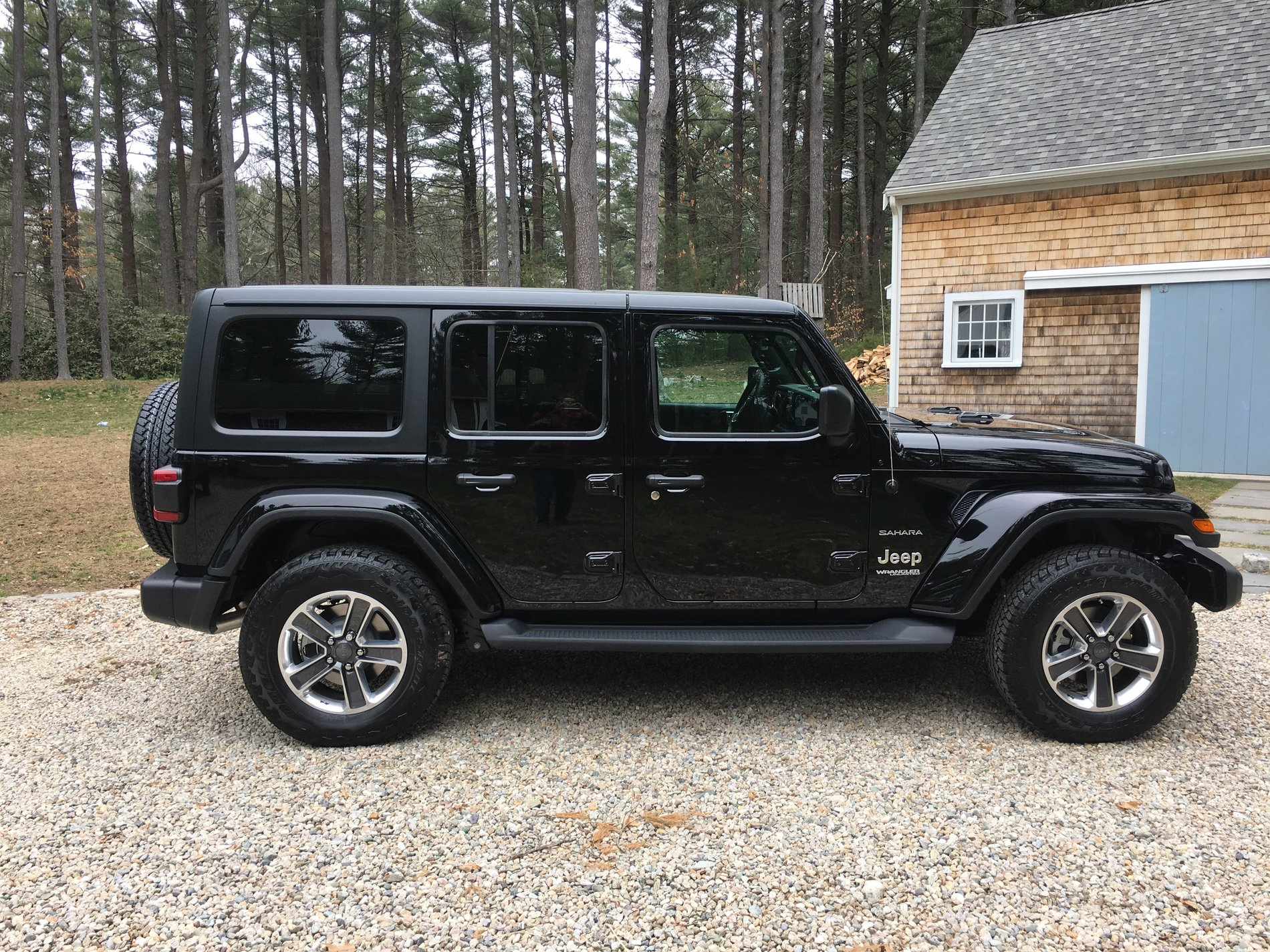 Jeep Rims And Tires >> Rubicon Rims Tires On A Sahara Page 3 2018 Jeep