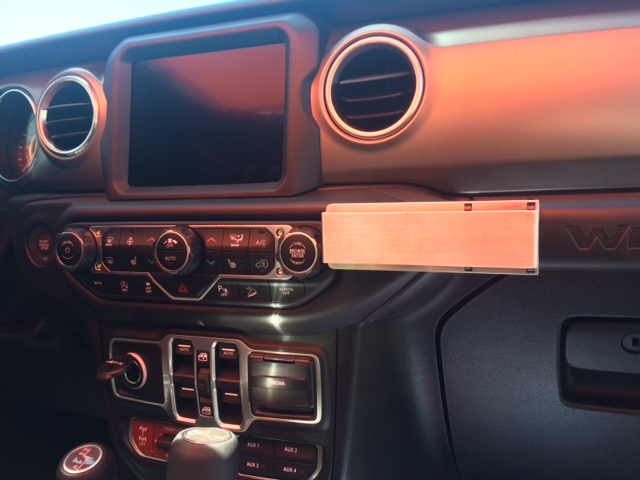 CB Radio Locations and Installs -- Post your Pictures | 2018