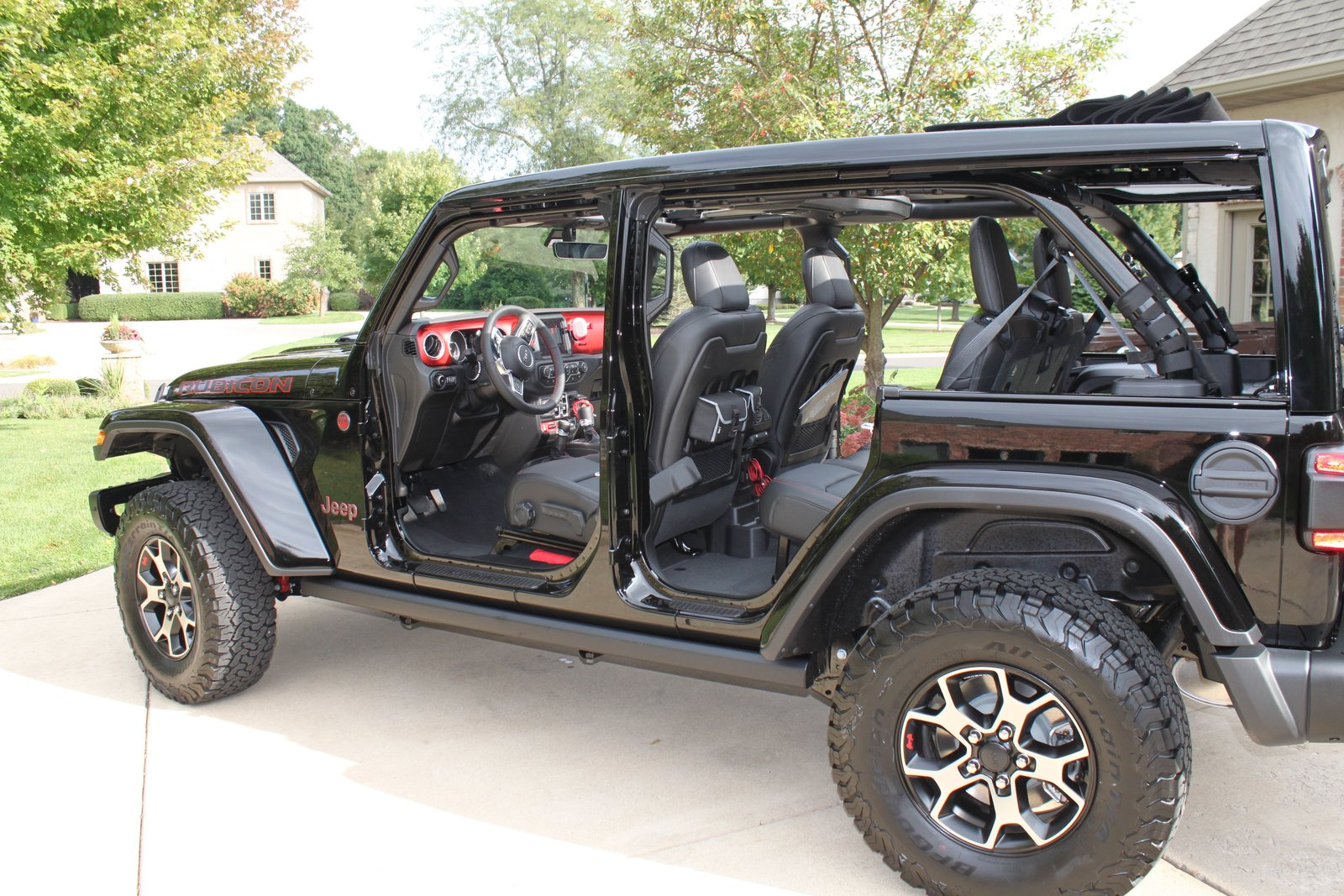 Sky One-Touch Power Soft Top Jeep JL's! | 2018+ Jeep ...