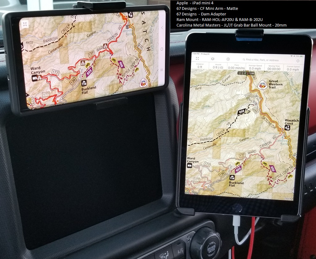 iPad for GPS????   Page 2   2018+ Jeep Wrangler Forums (JL