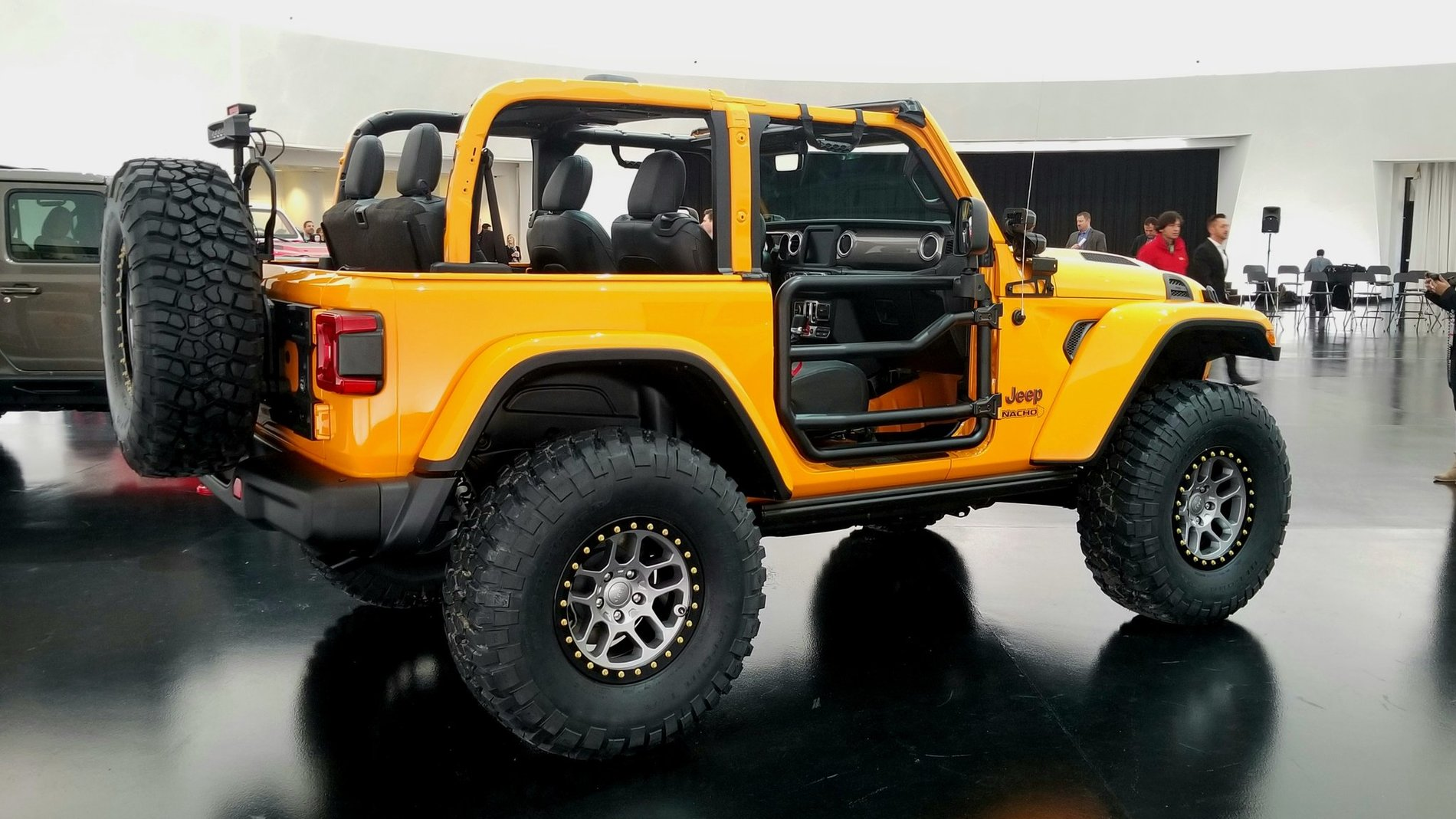2018 Jeep Easter Safari Concepts Revealed 4speed