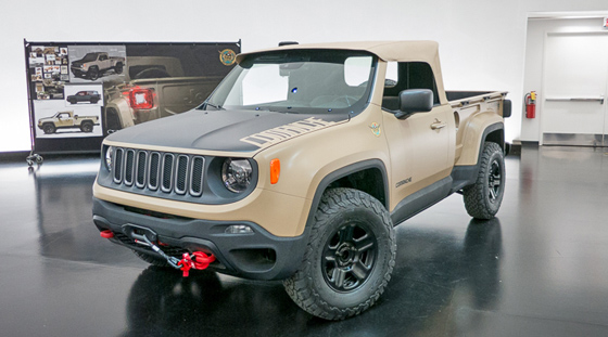 Any Chance Of Removal Top On The New Jeep Wrangler Pickup