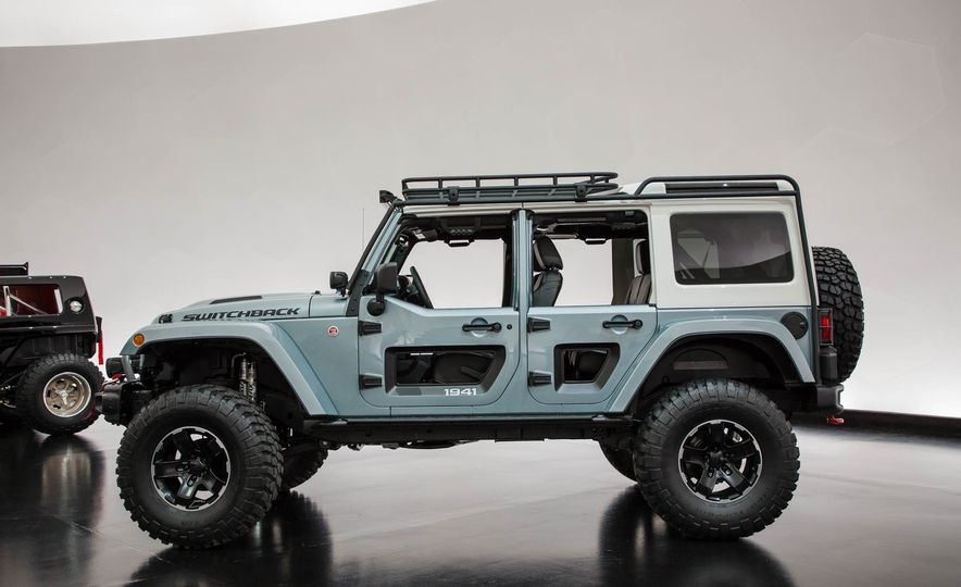 2018 Jeep Half Doors New Car Release Date And Review