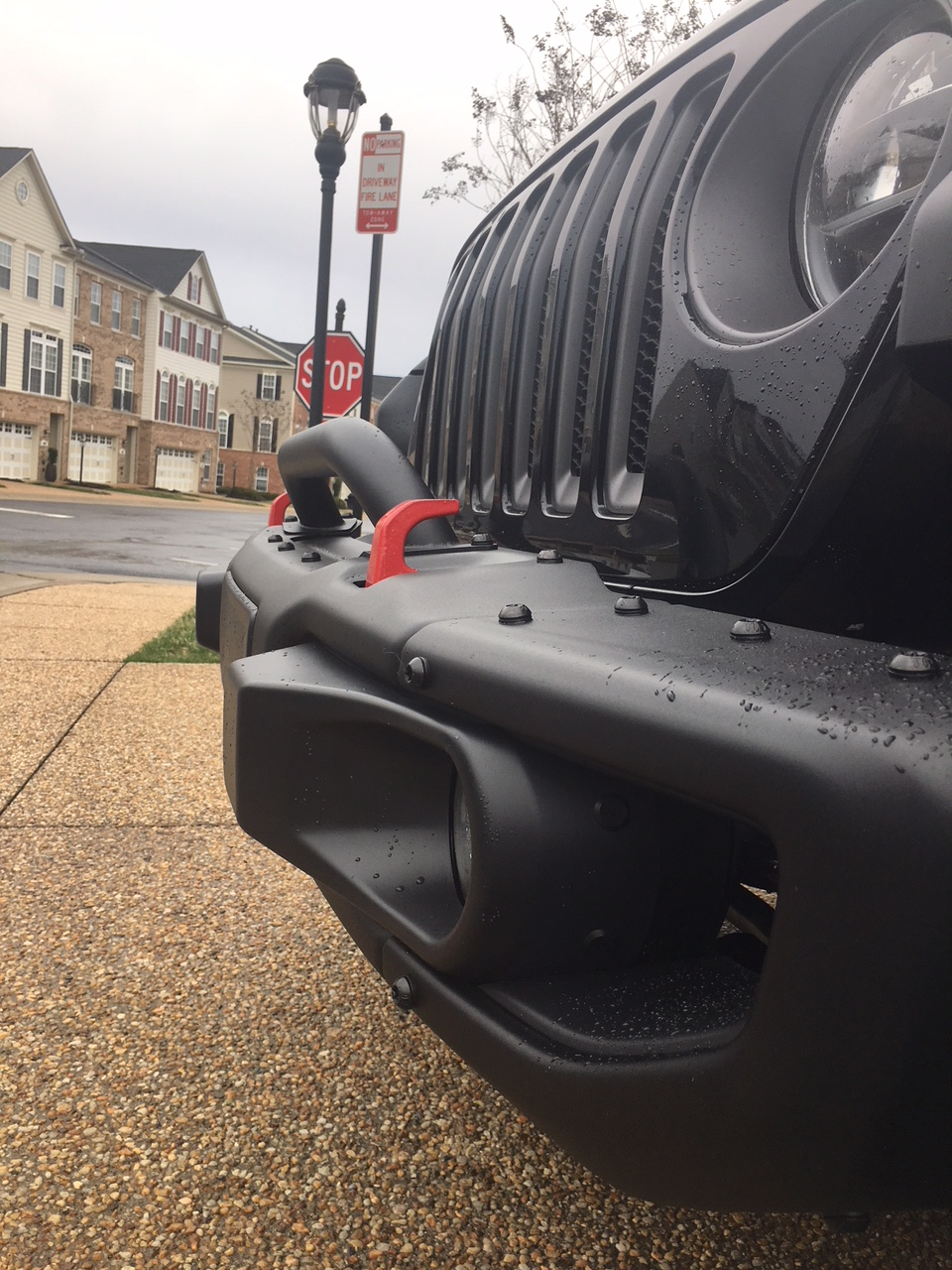 JL Winch Guard | 2018+ Jeep Wrangler Forums (JL / JLU ...