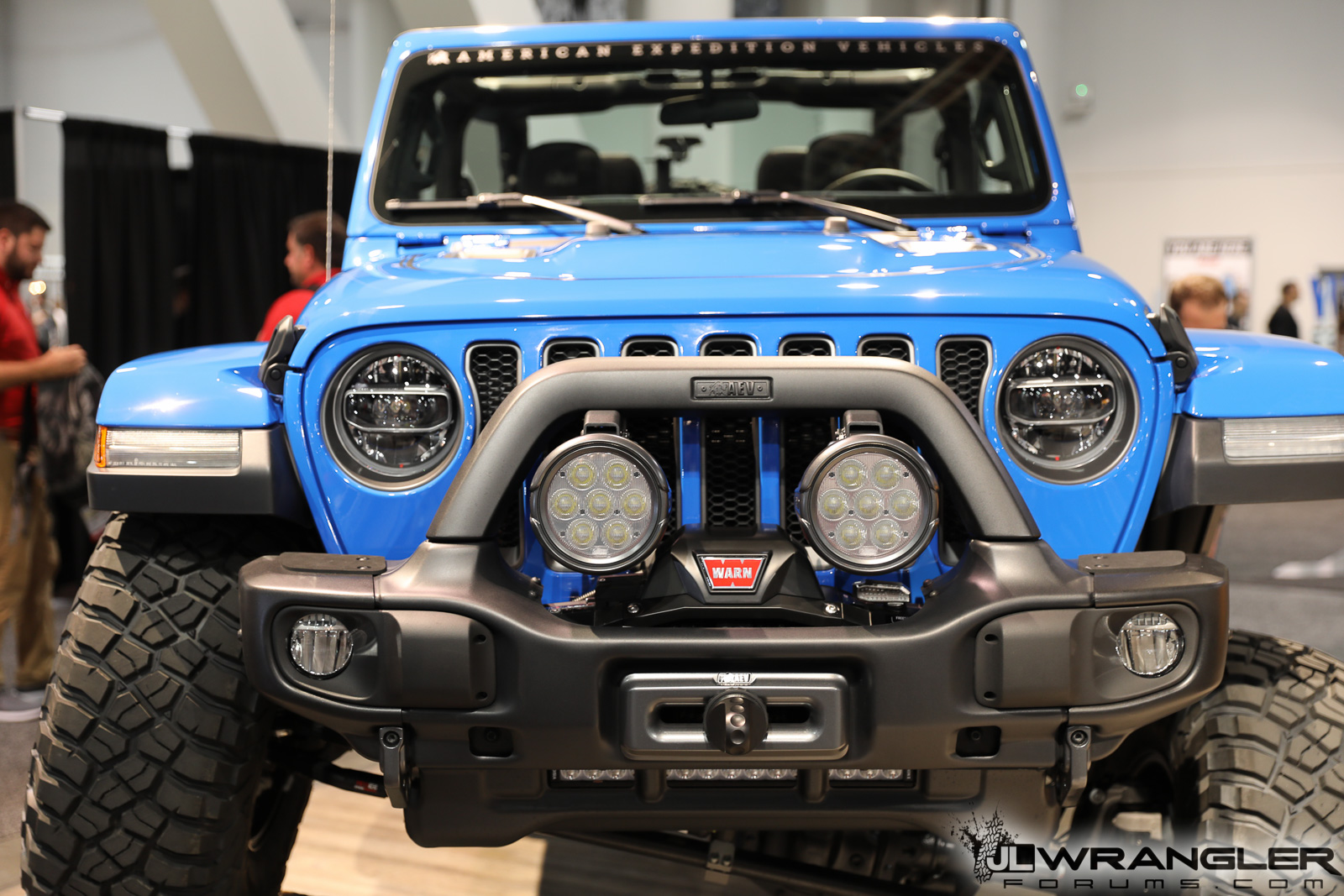 2014 Jeep Wrangler Rubicon >> AEV JL Wrangler Products & Builds [SEMA 2018 - JLWF Coverage] | 2018+ Jeep Wrangler Forums (JL ...
