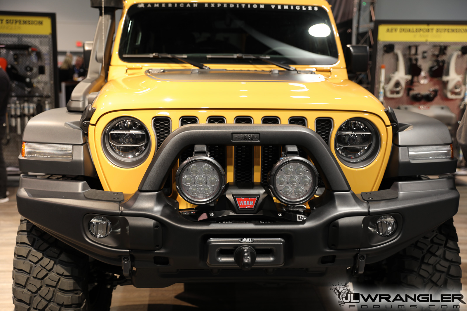 Jeep Wrangler 2018 Unlimited >> AEV JL Wrangler Products & Builds [SEMA 2018 - JLWF Coverage] | 2018+ Jeep Wrangler Forums (JL ...