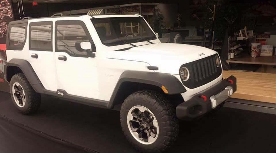 2018 jeep wrangler jl. modren 2018 jl wrangler clay model proposaljpg throughout 2018 jeep wrangler jl