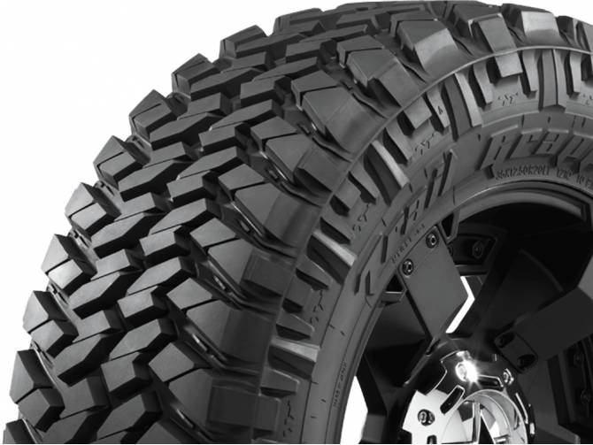 Nitto Grappler Mt >> Popular Jeep Tires (size, weights, specs, pics) | 2018 ...