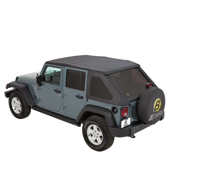 Our Flagship Complete Soft Top With True Convertible Functionality It Offers Best Fabric Thickest Windows Longest Warranty Adjule Hardware And