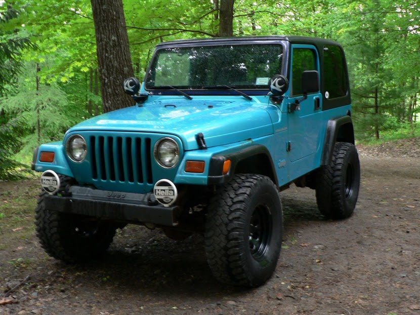 Jeep Wrangler For Sale Ontario >> 2019 Jeep Colors revealed, including New BIKINI color ...