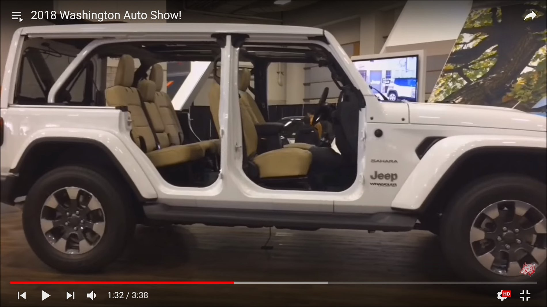 power top doors off.jpg & Sky One-Touch with doors off at Washington Auto Show | 2018+ Jeep ...
