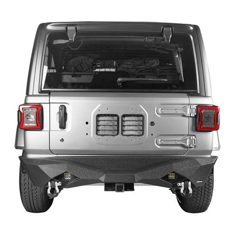 Show off 18-19+ New Style Jeep JL Parts, I found, Front ...