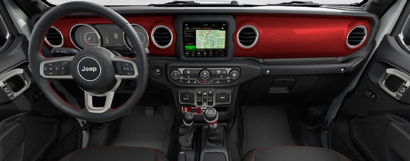Anyone Switch Out Glove Box Grab Handle 2018 Jeep Wrangler
