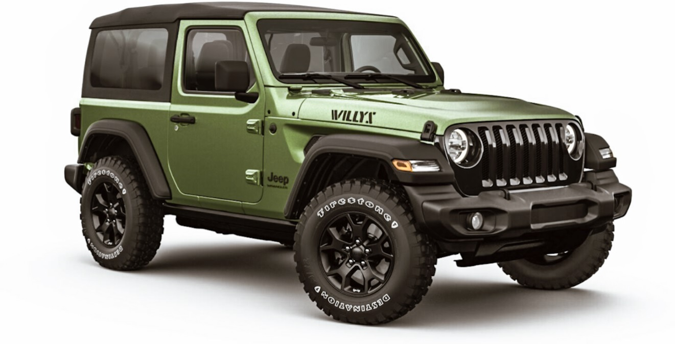 2020 Sarge Green Color On Jl Page 3 2018 Jeep Wrangler Forums