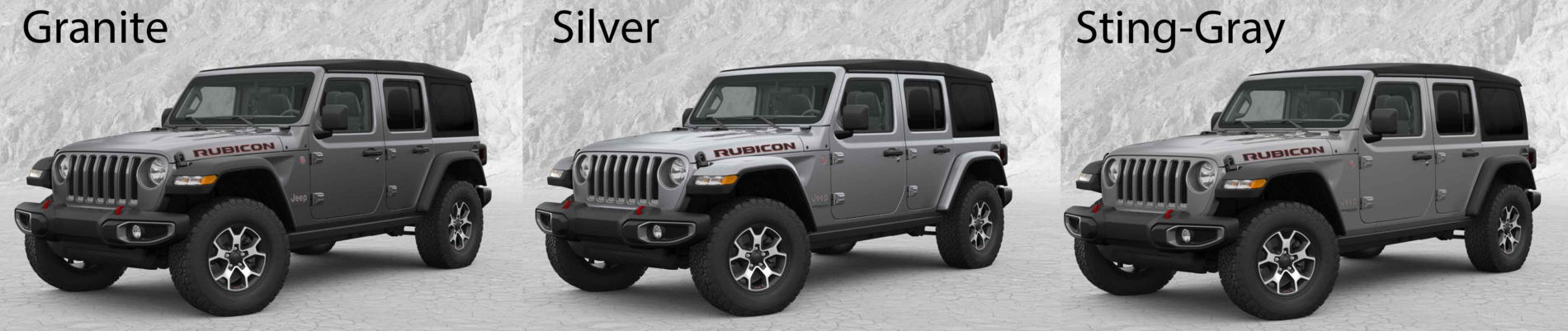 I Give You Sting Gray 2018 Jeep Wrangler Forums Jl