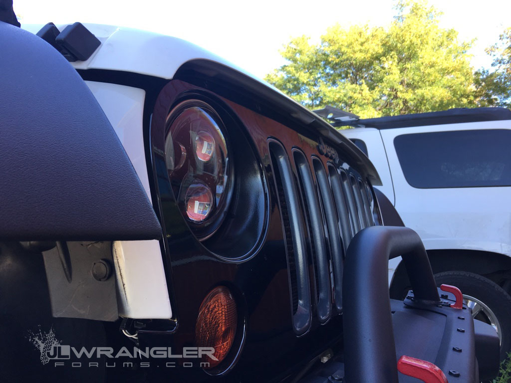 Received 2018 Jeep Wrangler Jl Hood By Mistake Release 2