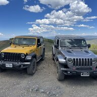 Clutch - can barely feel it    2018+ Jeep Wrangler Forums
