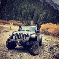 Popular Jeep Tires (size, weights, specs, pics) | 2018+ Jeep