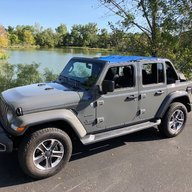 Burning smell in ventilation | 2018+ Jeep Wrangler Forums