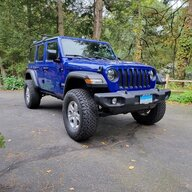 A gentle shake at idle | 2018+ Jeep Wrangler Forums (JL