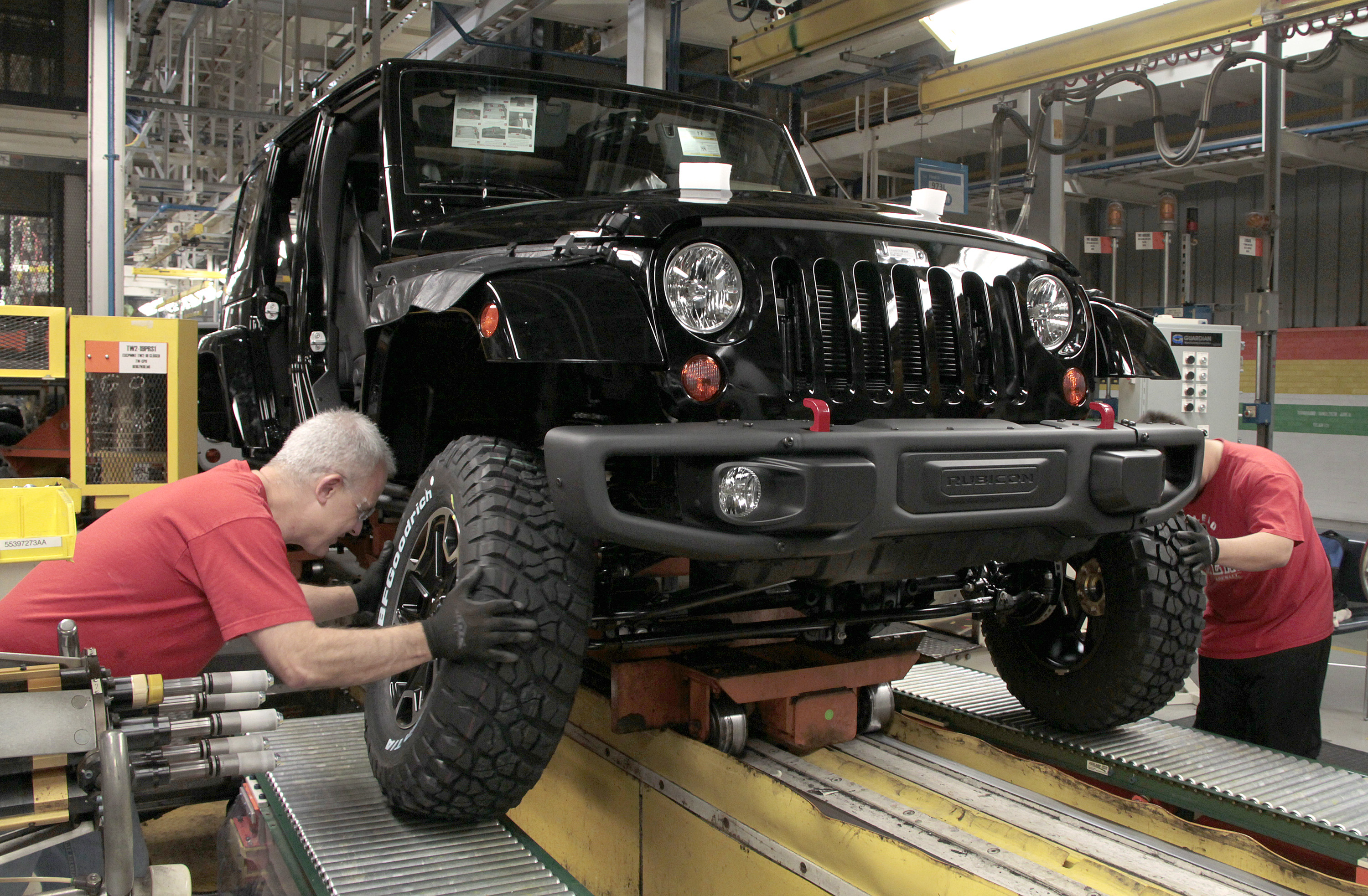 Jeep Wrangler Sales Remain Strong in May – 2018 Jeep Wrangler JL