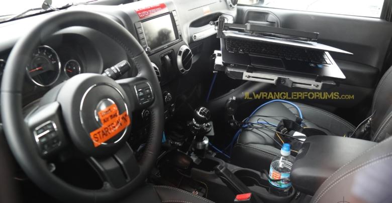Confirmed: 2018 Jeep Wrangler Still Offers Six-Speed Manual