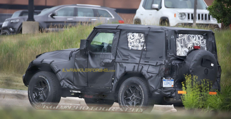 Jeep Ceo Jl Wrangler To Be Lighter Debut First Half 2017 Pickup In Early 2018