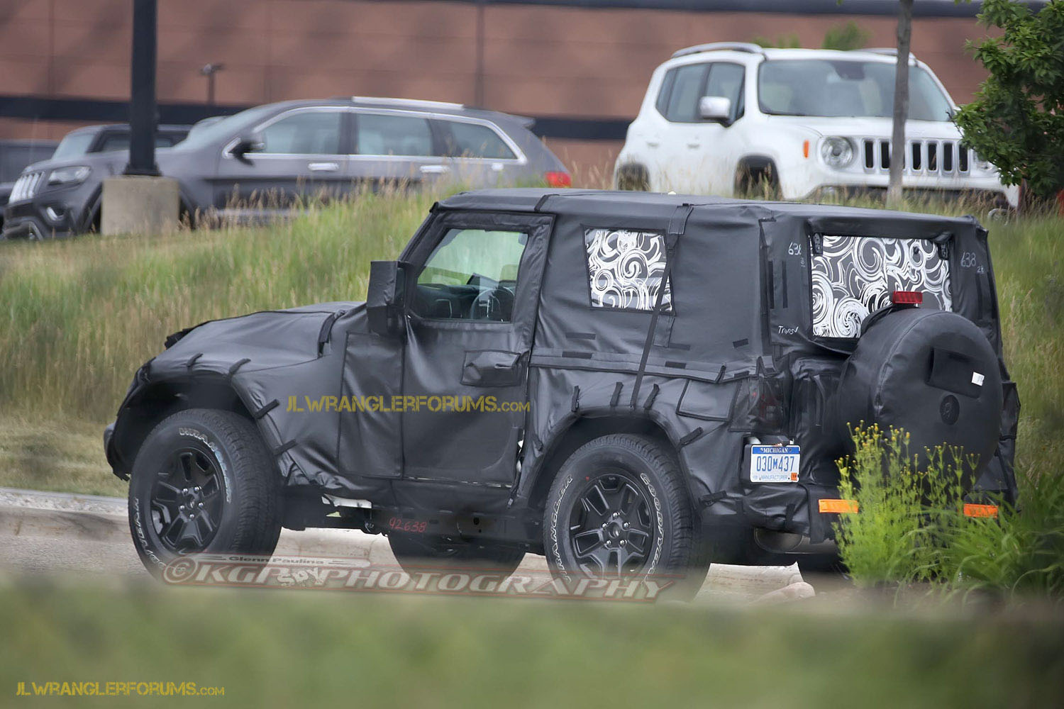 2018 jeep wrangler 4 door. unique door 2018 jeep wrangler spy photo tag archive throughout jeep wrangler 4 door