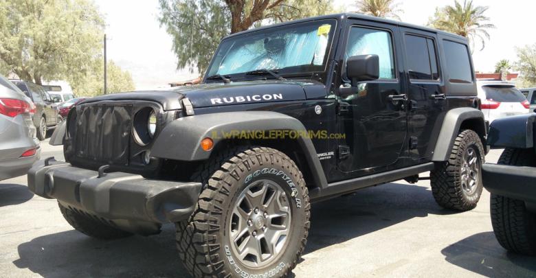 2018 Jeep Wrangler Rubicon Diesel Spied 2018 Jeep Wrangler Jl